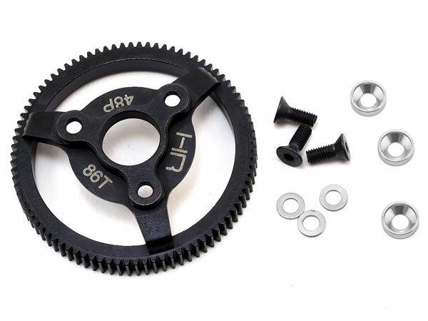 Hot Racing STE258 Traxxas Slash 2WD 18T 58T 32P Steel Pinion Spur Gear Set